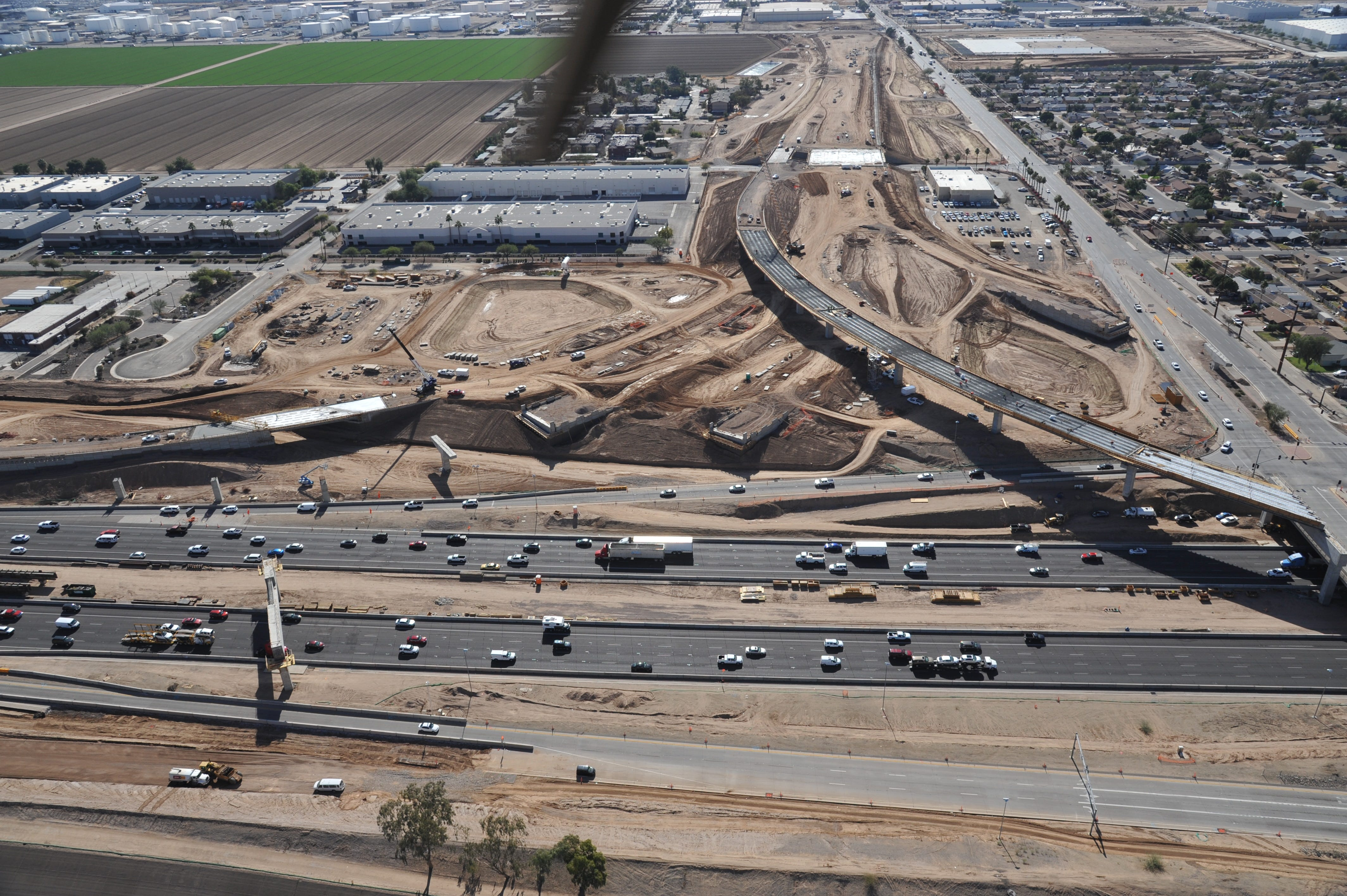 South Mountain Freeway construction: Are we almost there? | Arizona Central