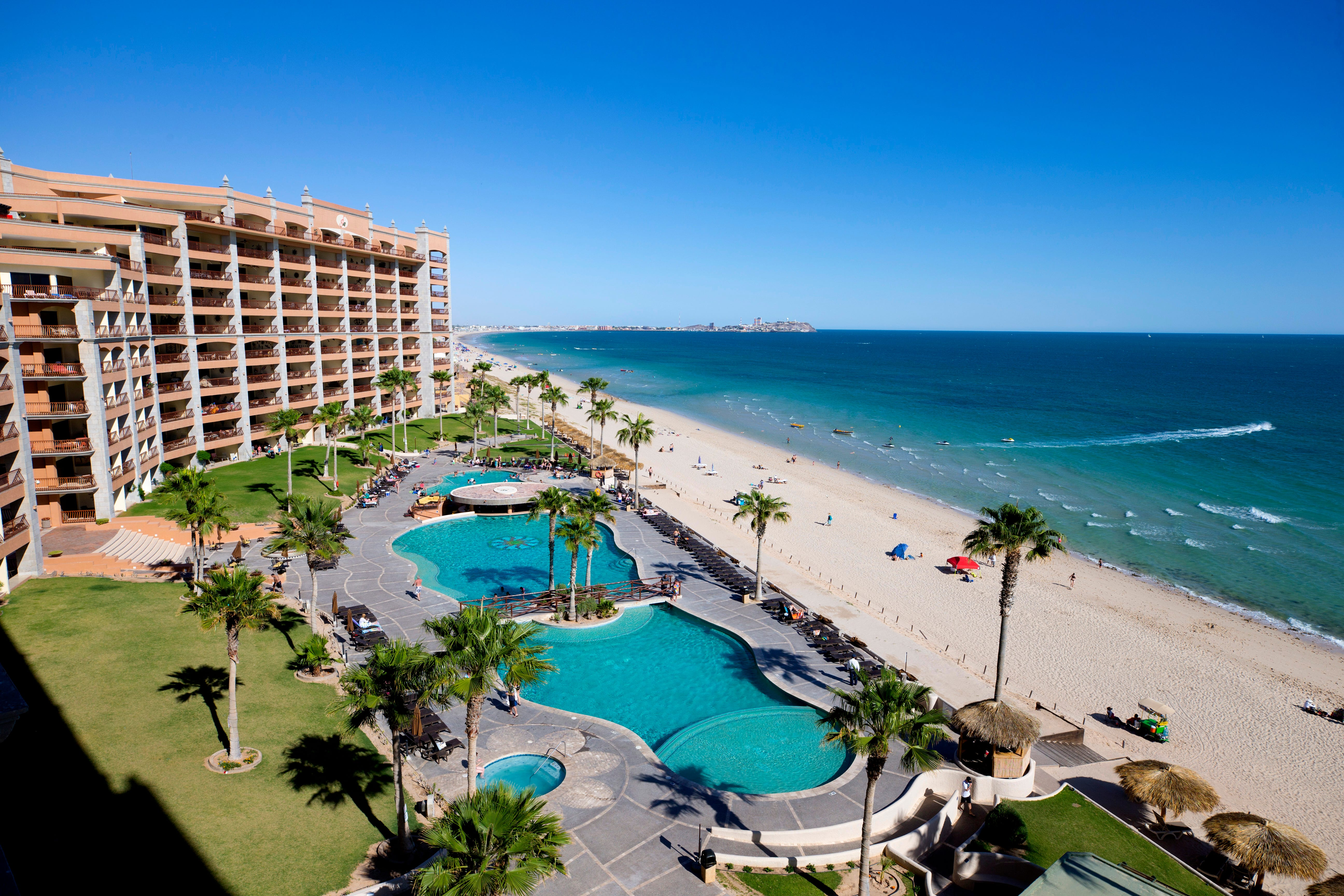 Puerto Penasco Mexico Gives Tourist A Oceanfront View On