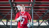 Lenape senior Zach Cole earns Player of the Year honor for boys' lacrosse