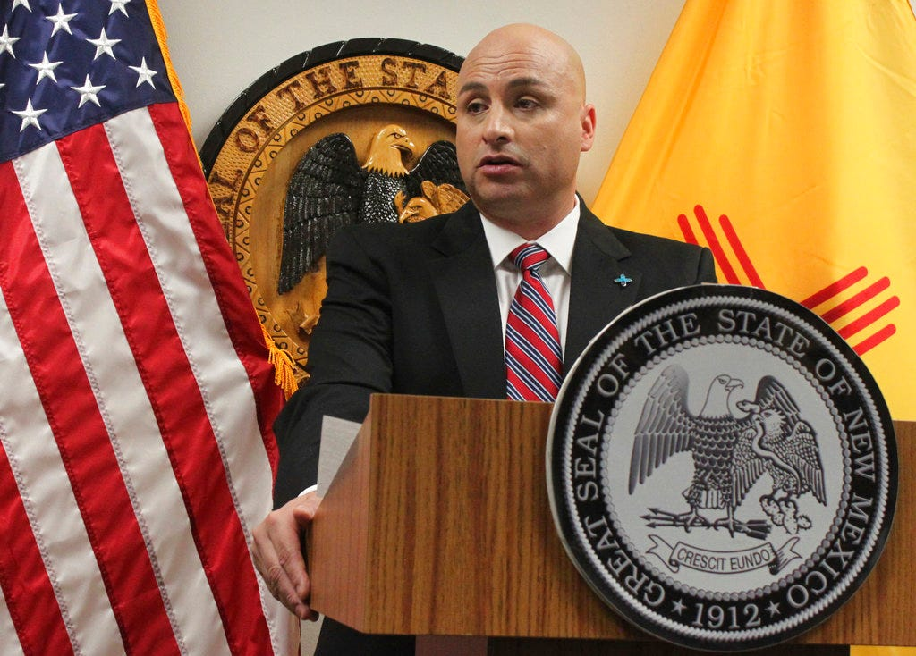 Democratic attorneys general urge end to border separations | Las Cruces Sun