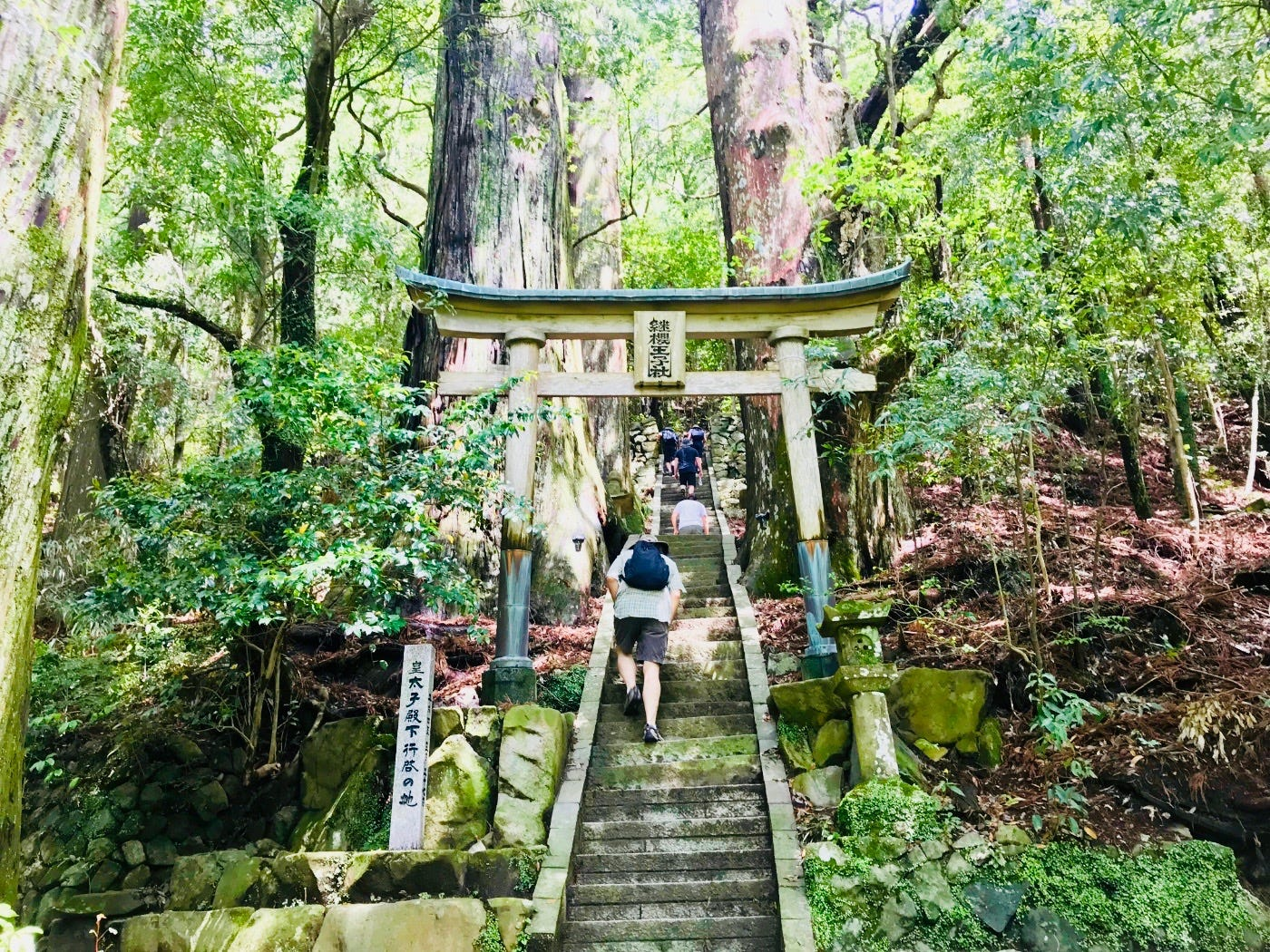 See stunning ancient sites and unspoiled nature on a Japanese pilgrimage hike   USA Today