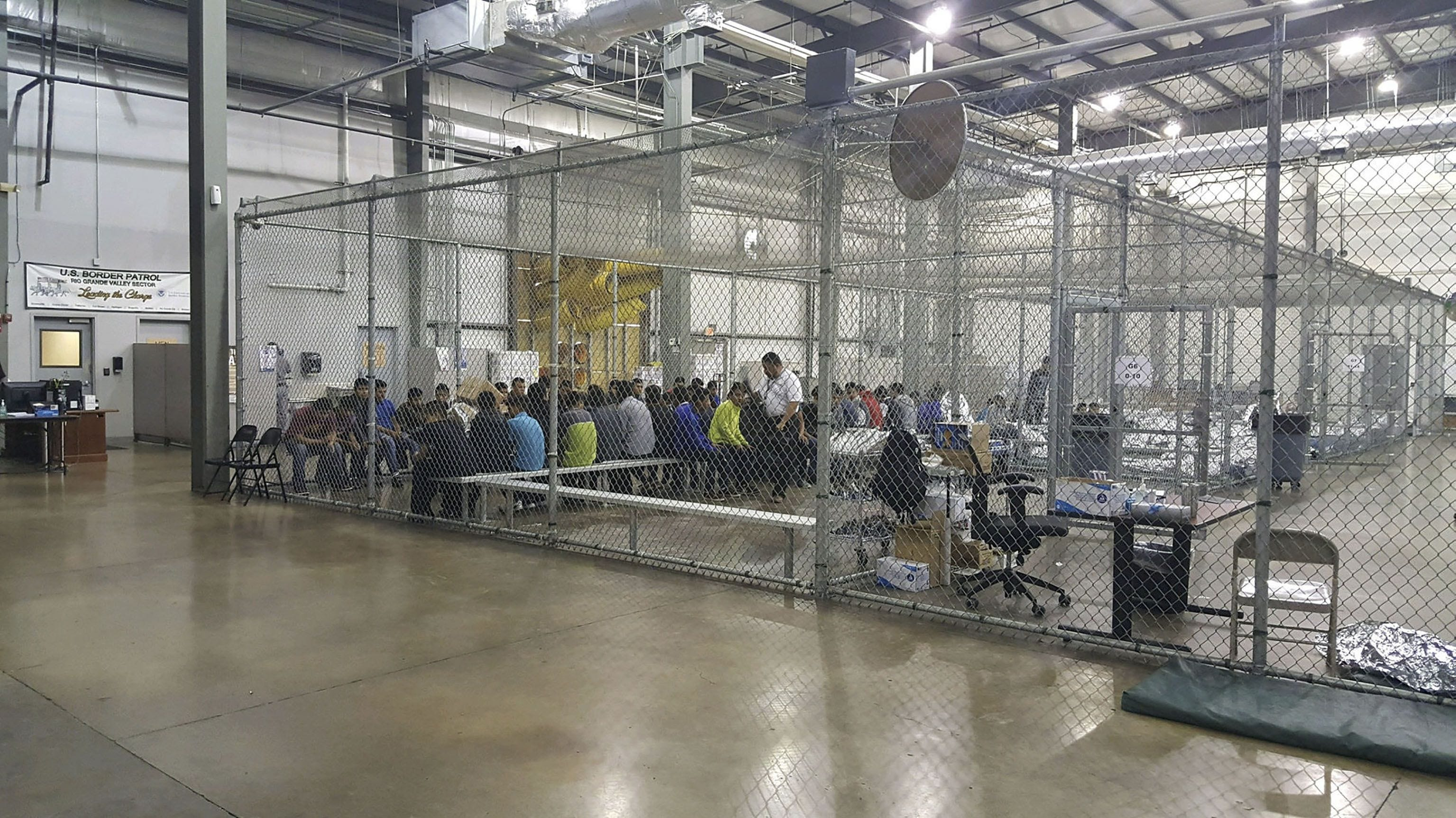 Fact check: What's really going on with immigrant children being detained at the border? | Burlington Free Press