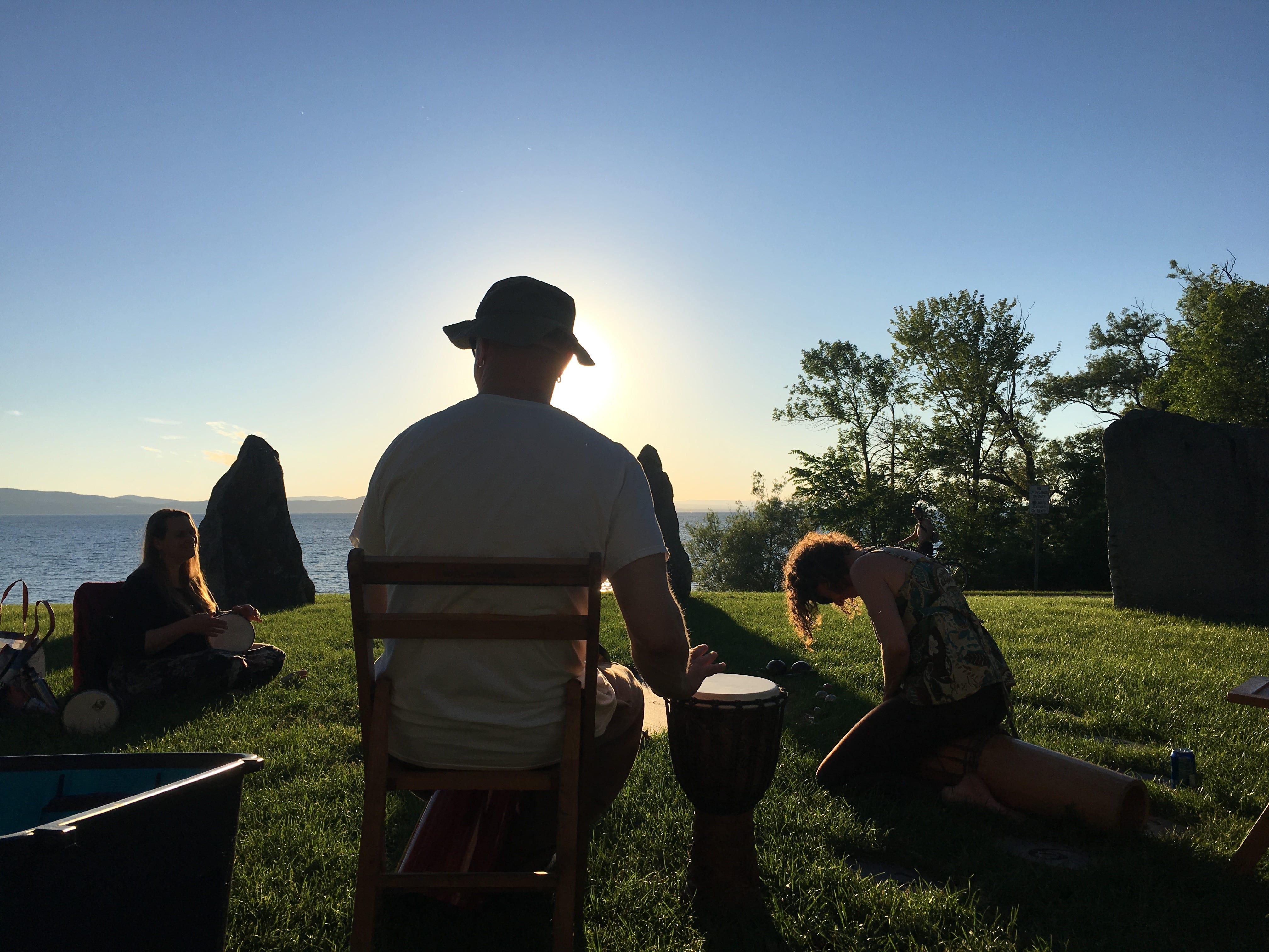 Solstice fans in Vermont herald longest day(s) | Burlington Free Press