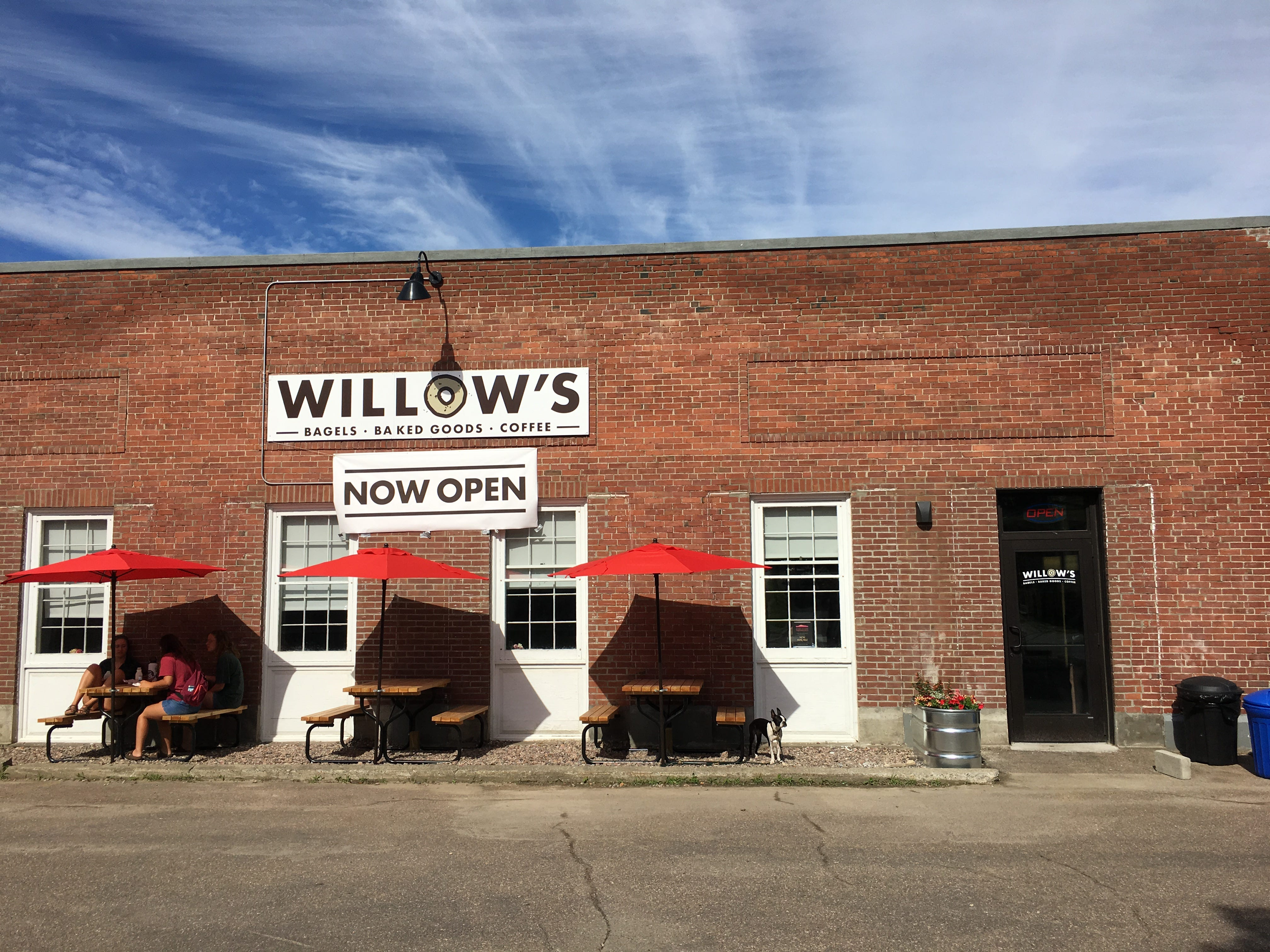 Save the bagel: Newly opened Willow's Bagels blends new and traditional ways of cooking | Burlington Free Press