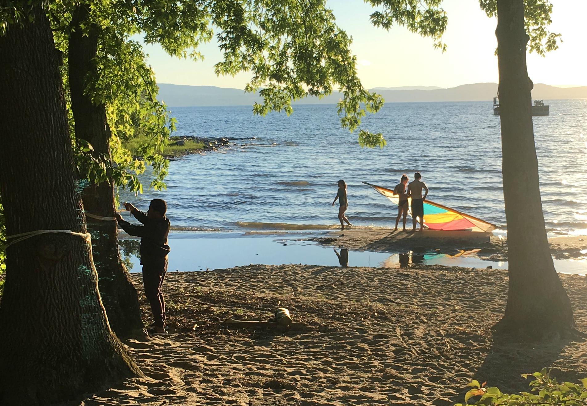 Sewage spill closes Burlington beaches, again | Burlington Free Press