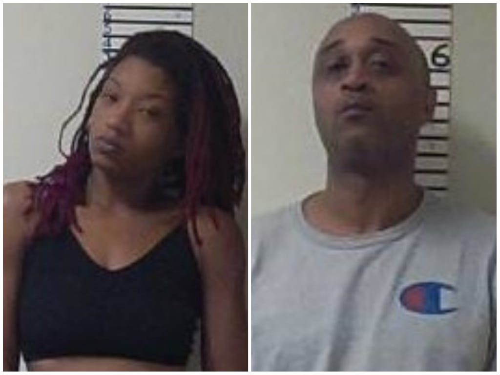 Man, woman arrested after police chase on I-20   Clarion Ledger
