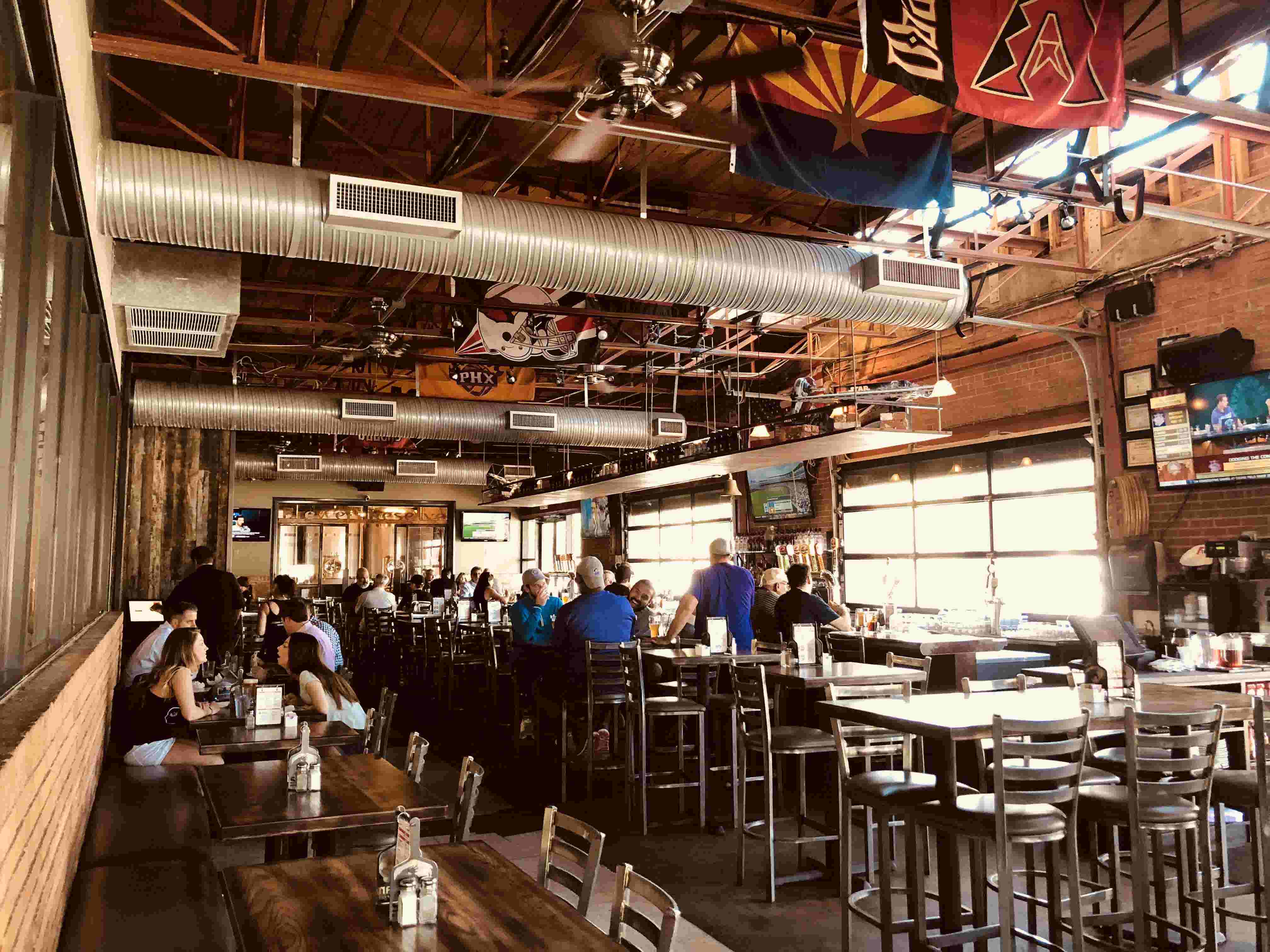 Let S Go Downtown How Chandler Restaurant Bar Scene Helped Transform City