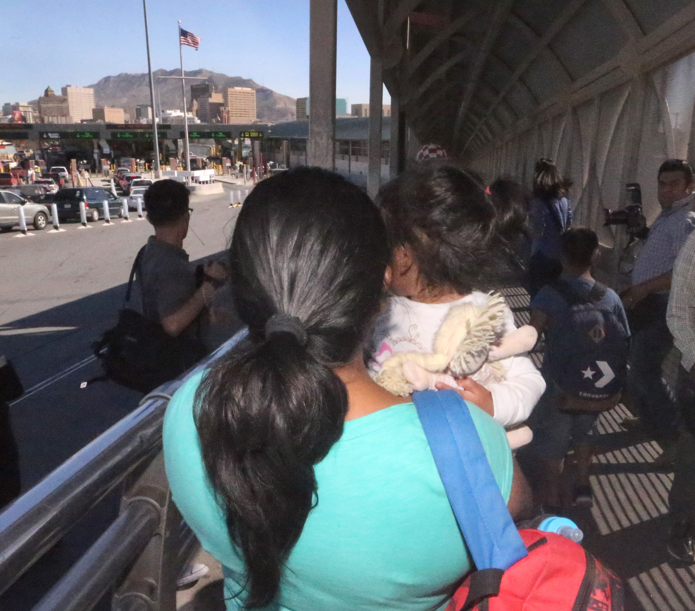 Hold Mexico and other countries accountable for their immigrant children
