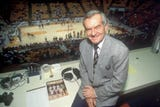 Quick facts about legendary Vols broadcaster  John Ward.