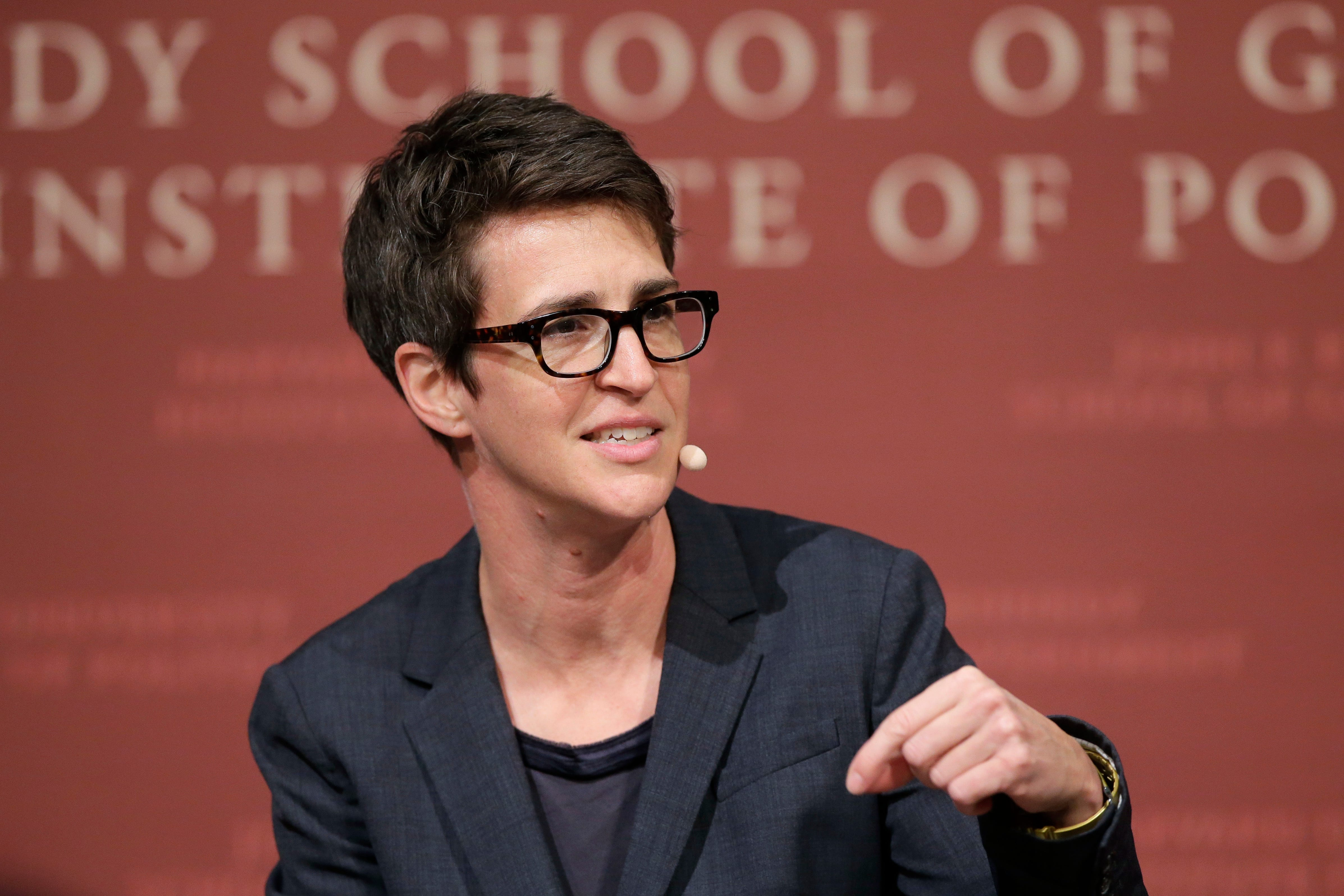 Rachel Maddow, back on MSNBC, warns of COVID-19 after partner s illness, thought  it might kill her