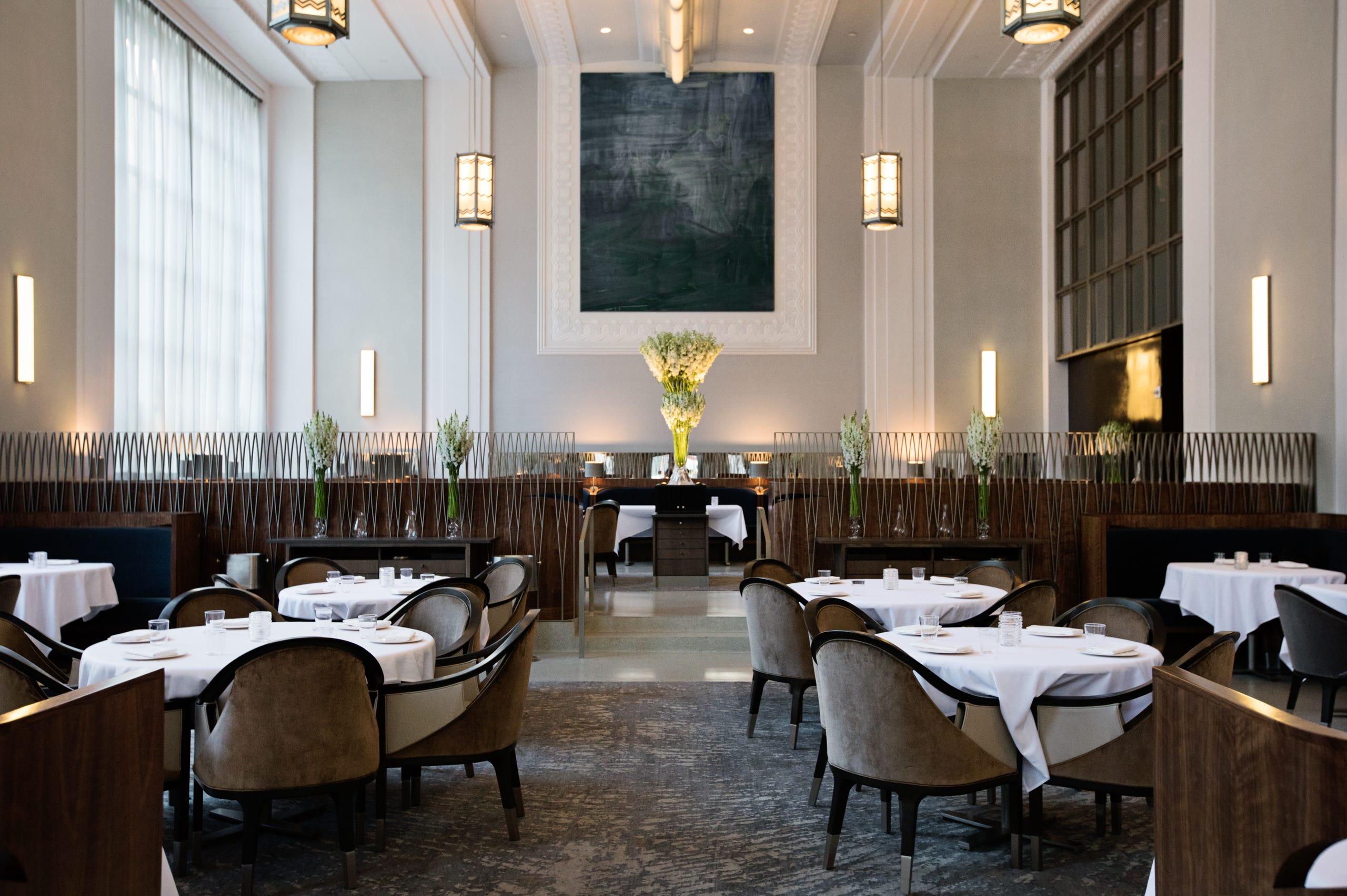 U S Restaurants On The World S 50 Best List