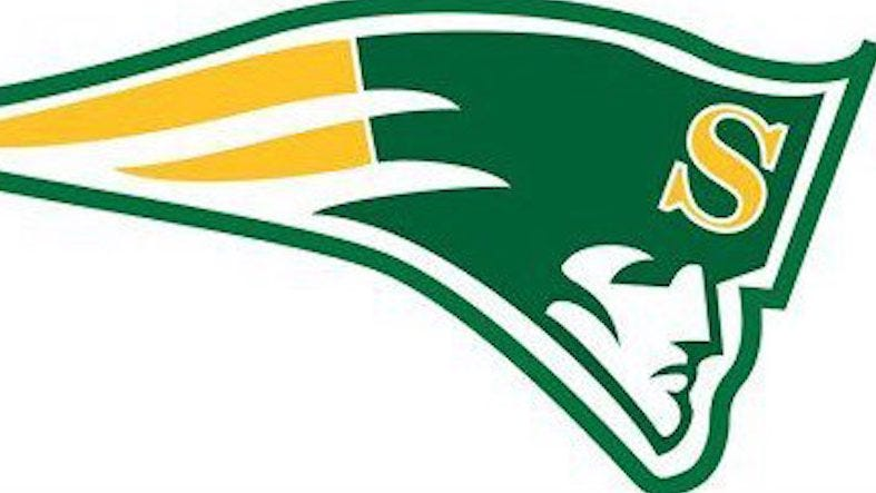 School changes logo due to similarity to Patriots