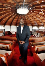The Rev. Solomon Kinloch Jr. of Triumph Church in Detroit fosters a generous and compassionate congregation that helps the local community thrive