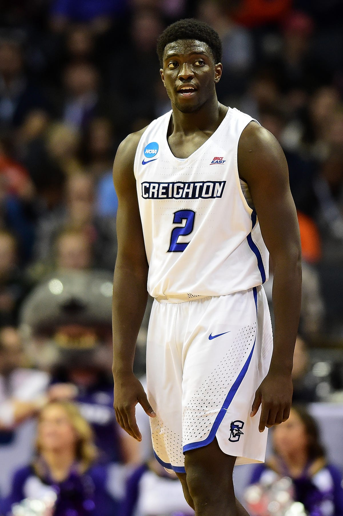 Pistons get Khyri Thomas, Bruce Brown in 2nd round