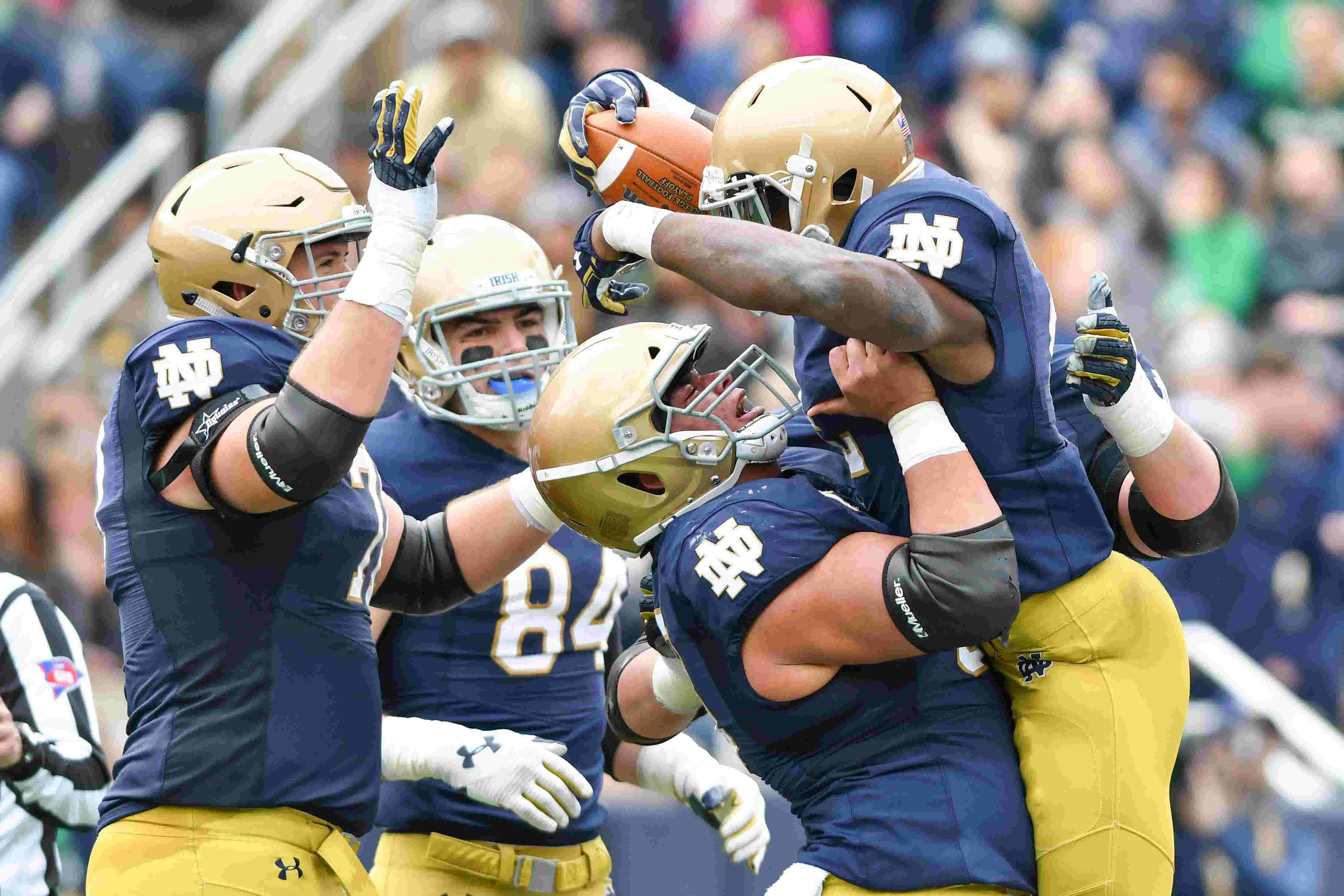 notre dame football 2018 schedule: ranking the opponents