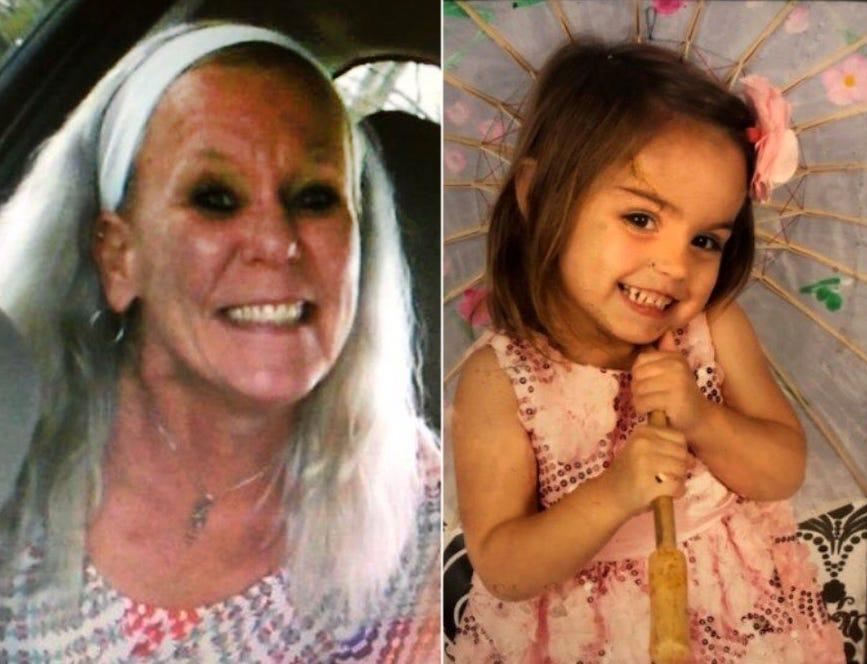 Amber Alert canceled for 5-year-old Mississippi girl   Clarion Ledger
