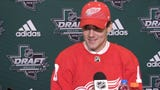 With the sixth pick of the 2018 NHL Draft in Dallas, the Detroit Red Wings selected the unexpected Filip Zadina, a left winger from the Halifax Mooseheads.