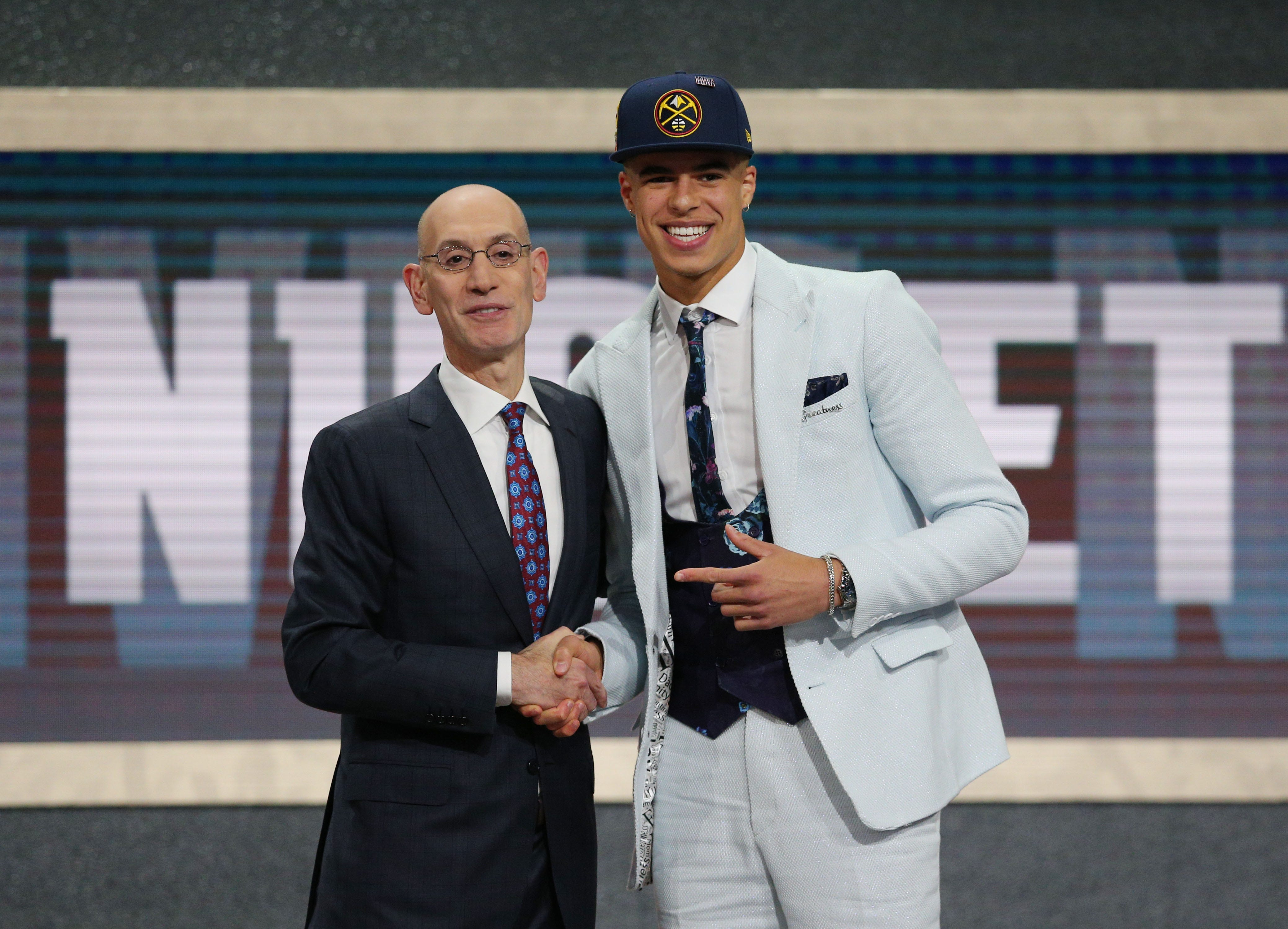 Steal of the draft? Nuggets may have hit the jackpot with Michael Porter Jr.