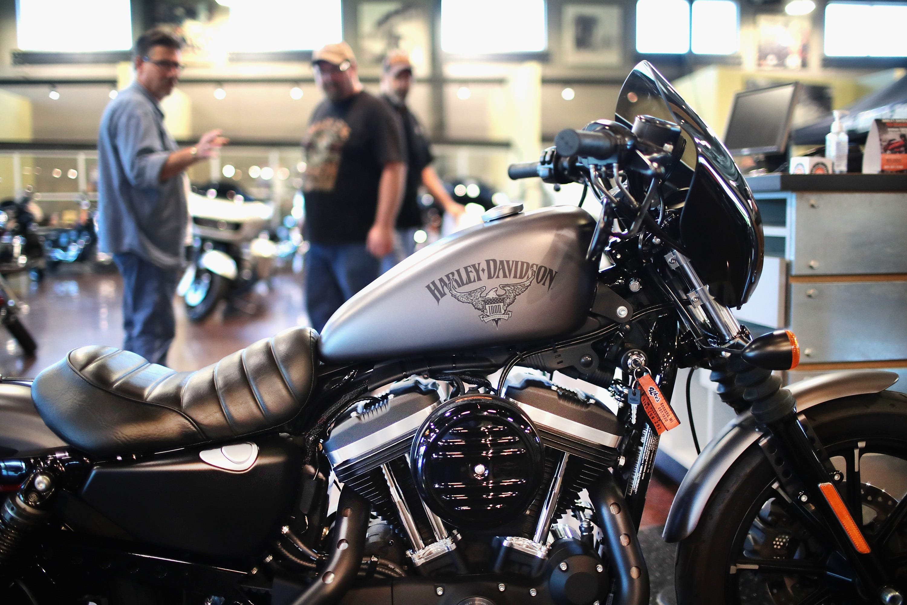 Harley-Davidson to move some motorcycle production out of U.S. after EU tariffs