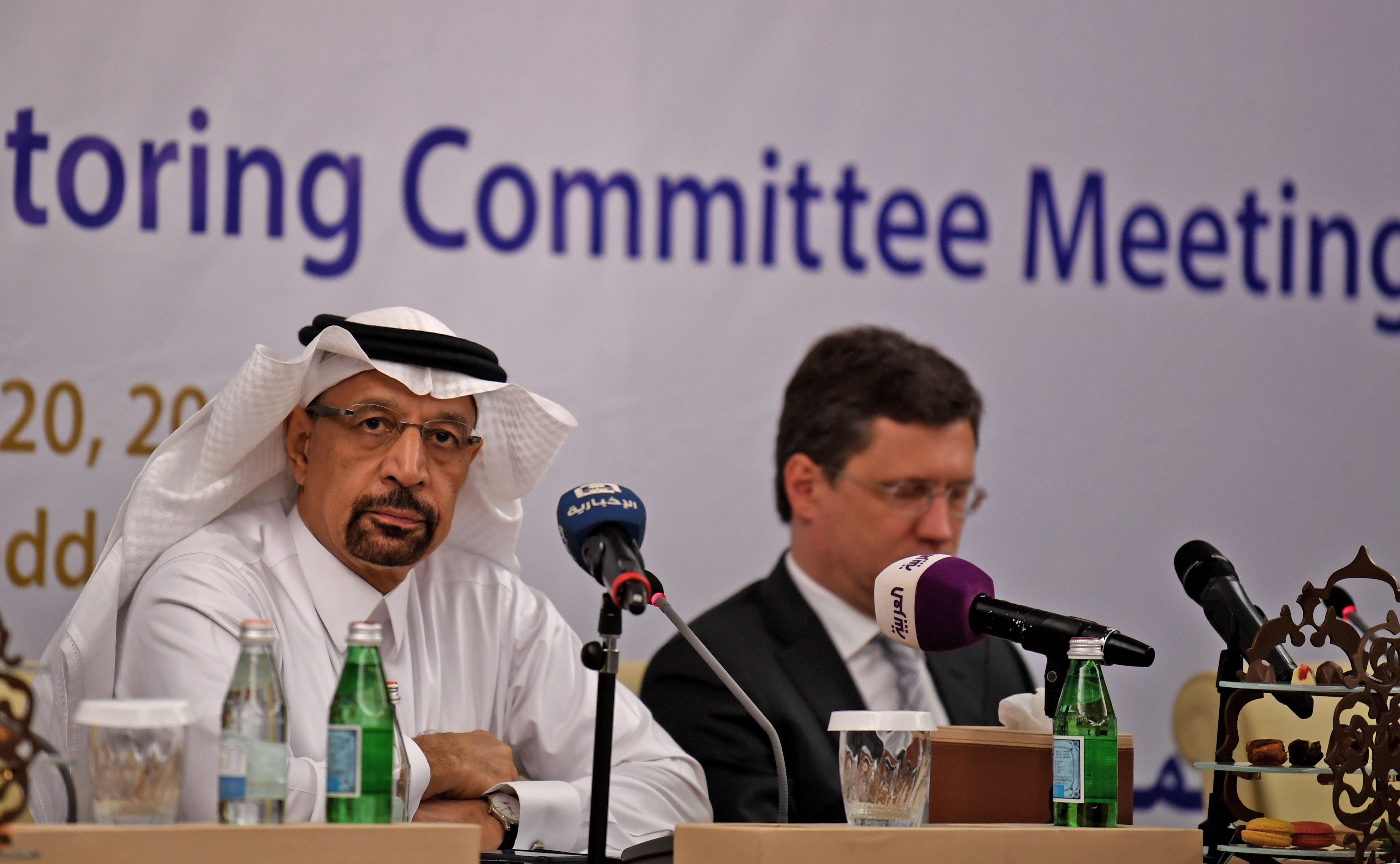 OPEC ministers strike deal to boost oil production levels but don't say how much
