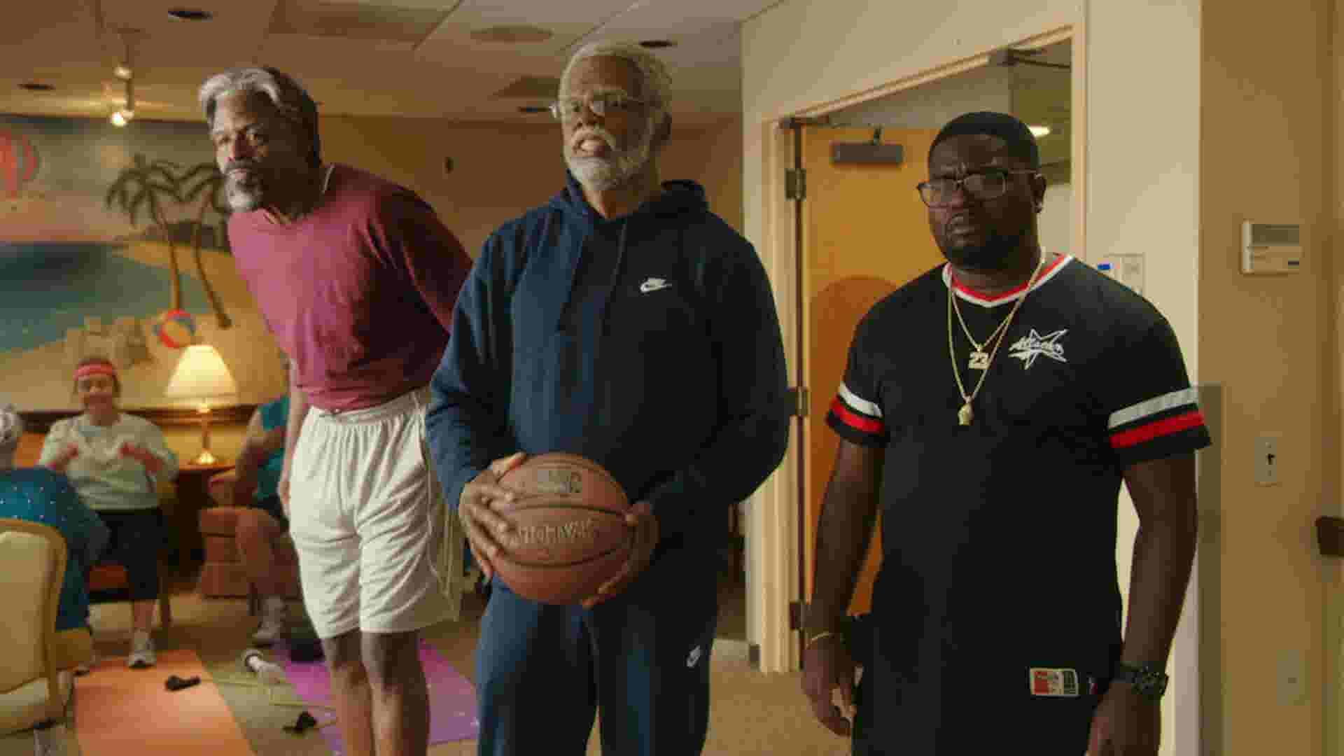 Kyrie Irving And Shaquille Oneal Star In Uncle Drew