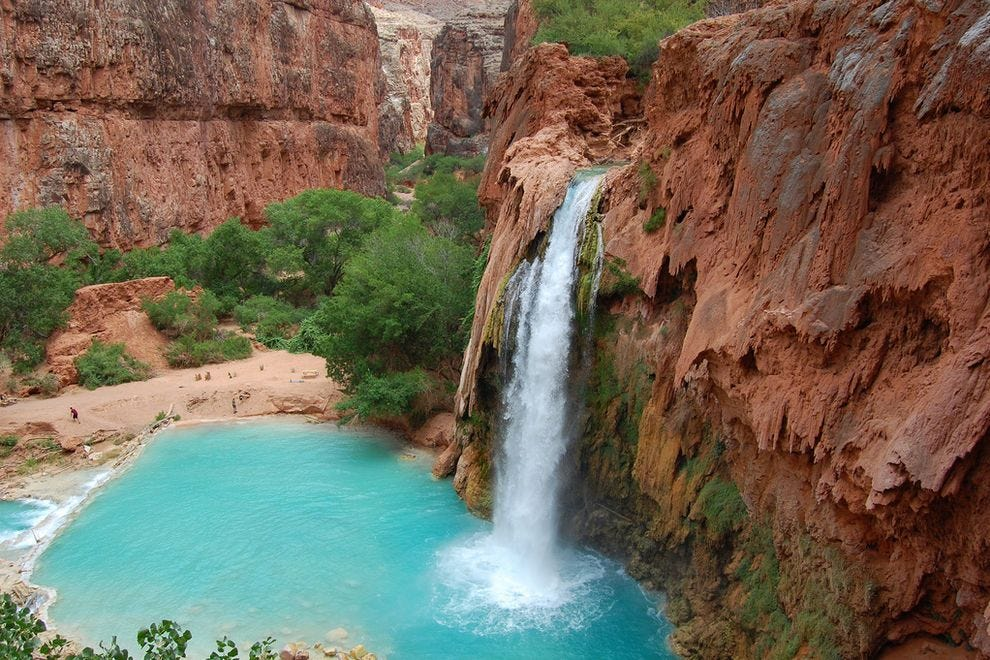 10 of the best swimming holes in the country for escaping the summer heat | USA Today