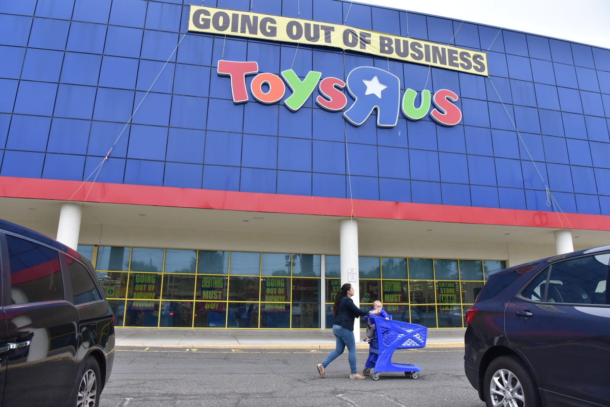 End of an era: Toys R Us and Babies R Us stores now closed