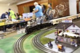 Pulling in to the Tallahassee station, the 27th Annual Tallahassee Model Railroad show takes to the North Florida fair ground