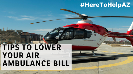 $47,000 air ambulance bill for their child shocks family; the insurance company said it would pay $5,000
