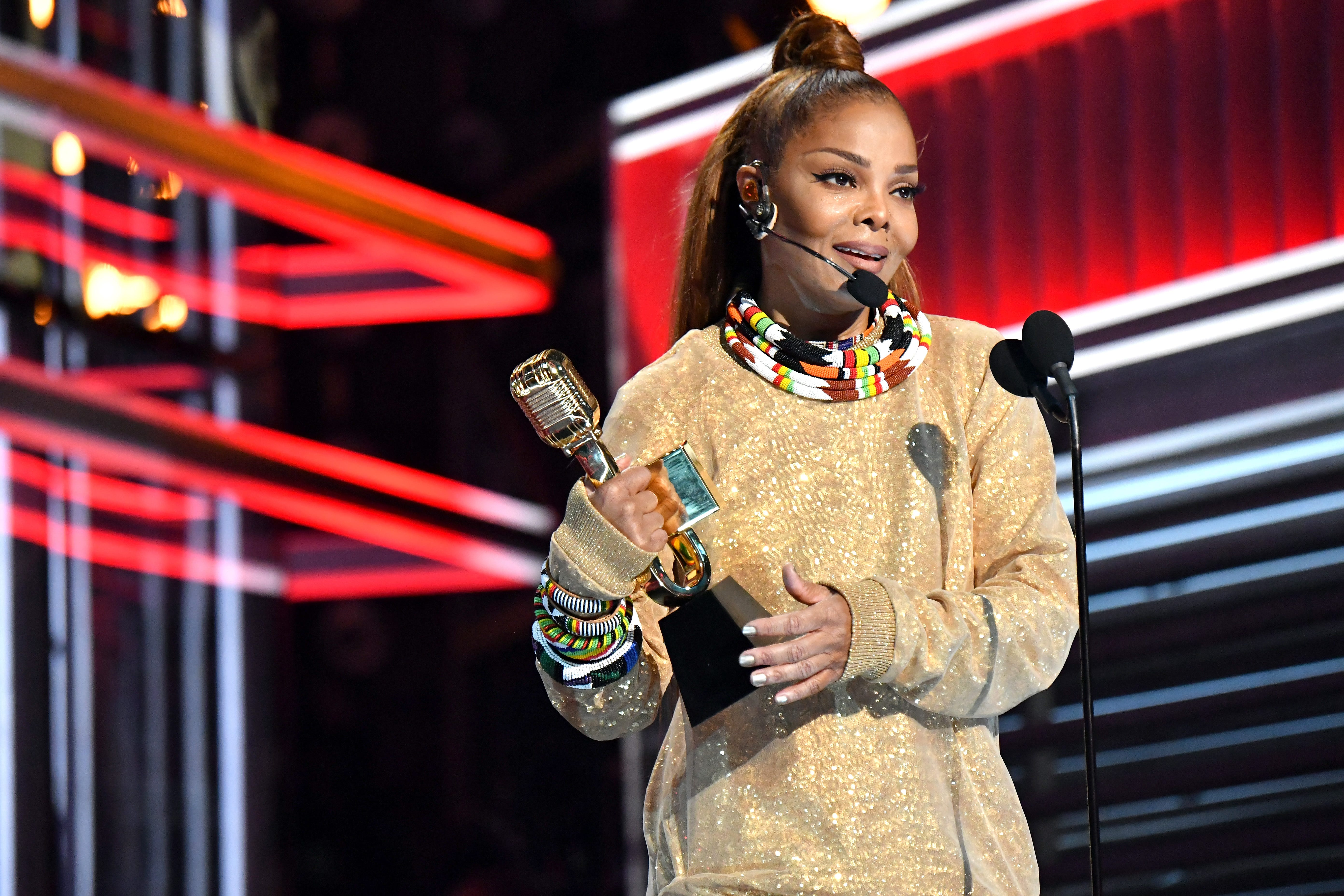 Janet Jackson thanks ailing father, who tweets 'the sun sets when the time comes'