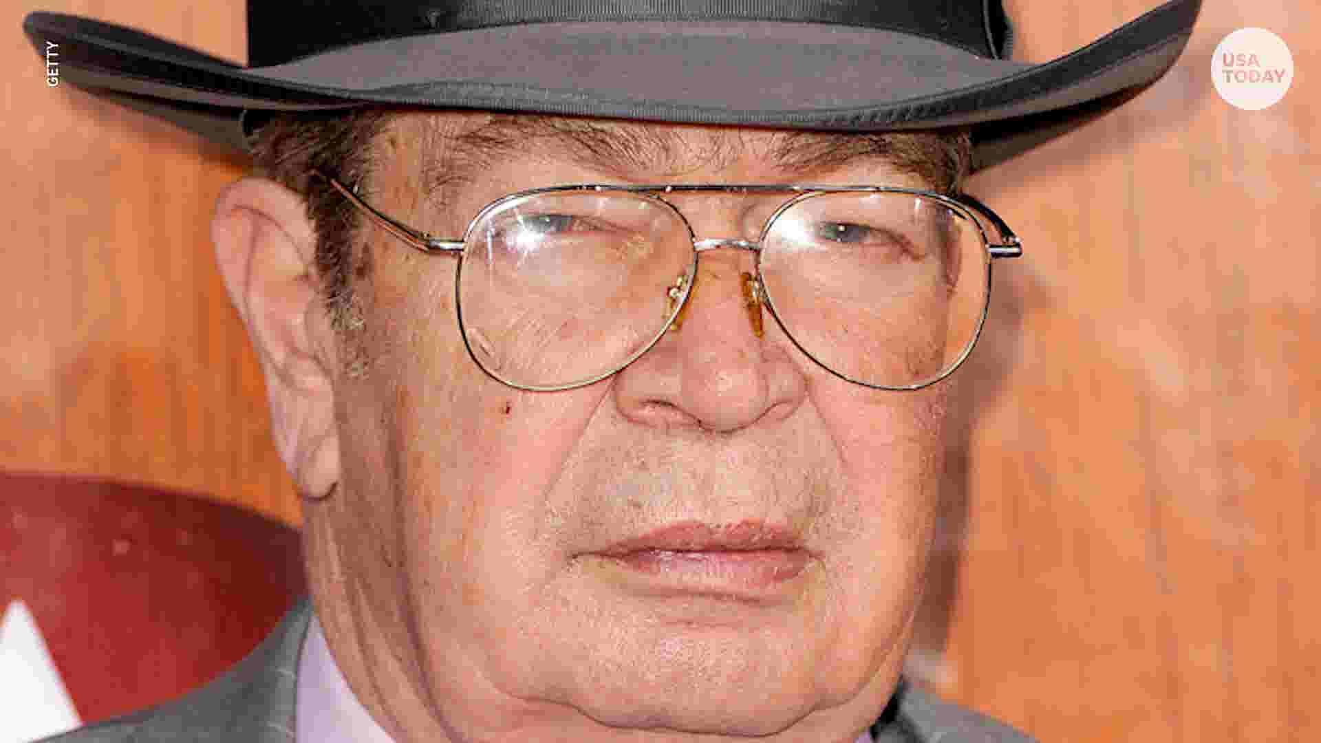 fc072635b Pawn Stars   Friends remember  Old Man  Richard Harrison at funeral