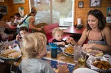 Sharky's restaurant — Cindy Rohn and son Derek Rohn's family business — is visited June 25, 2018, at 1012 Shorewinds Drive on North Hutchinson Island.