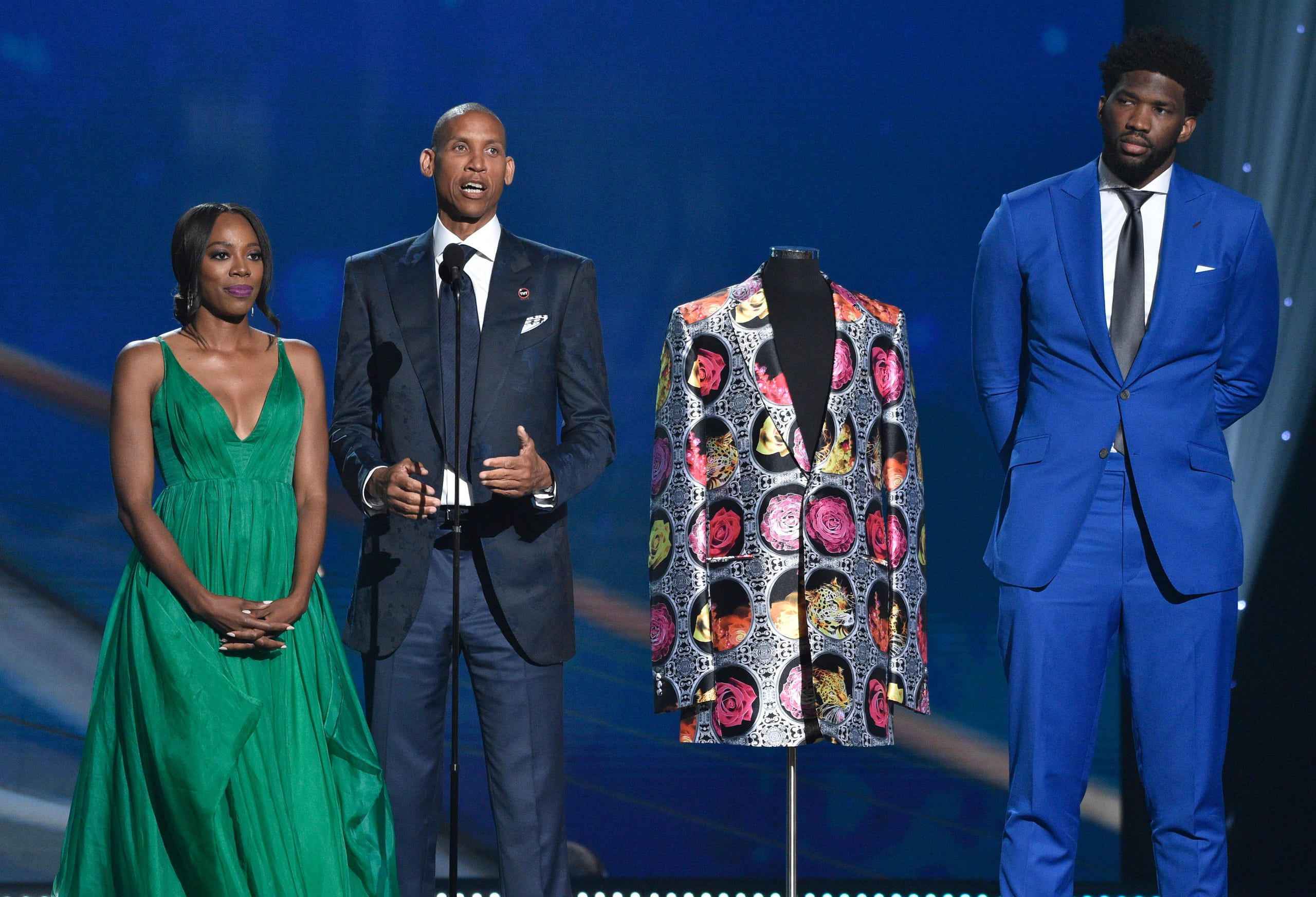 cad7ad75598 Best photos from 2018 NBA Awards