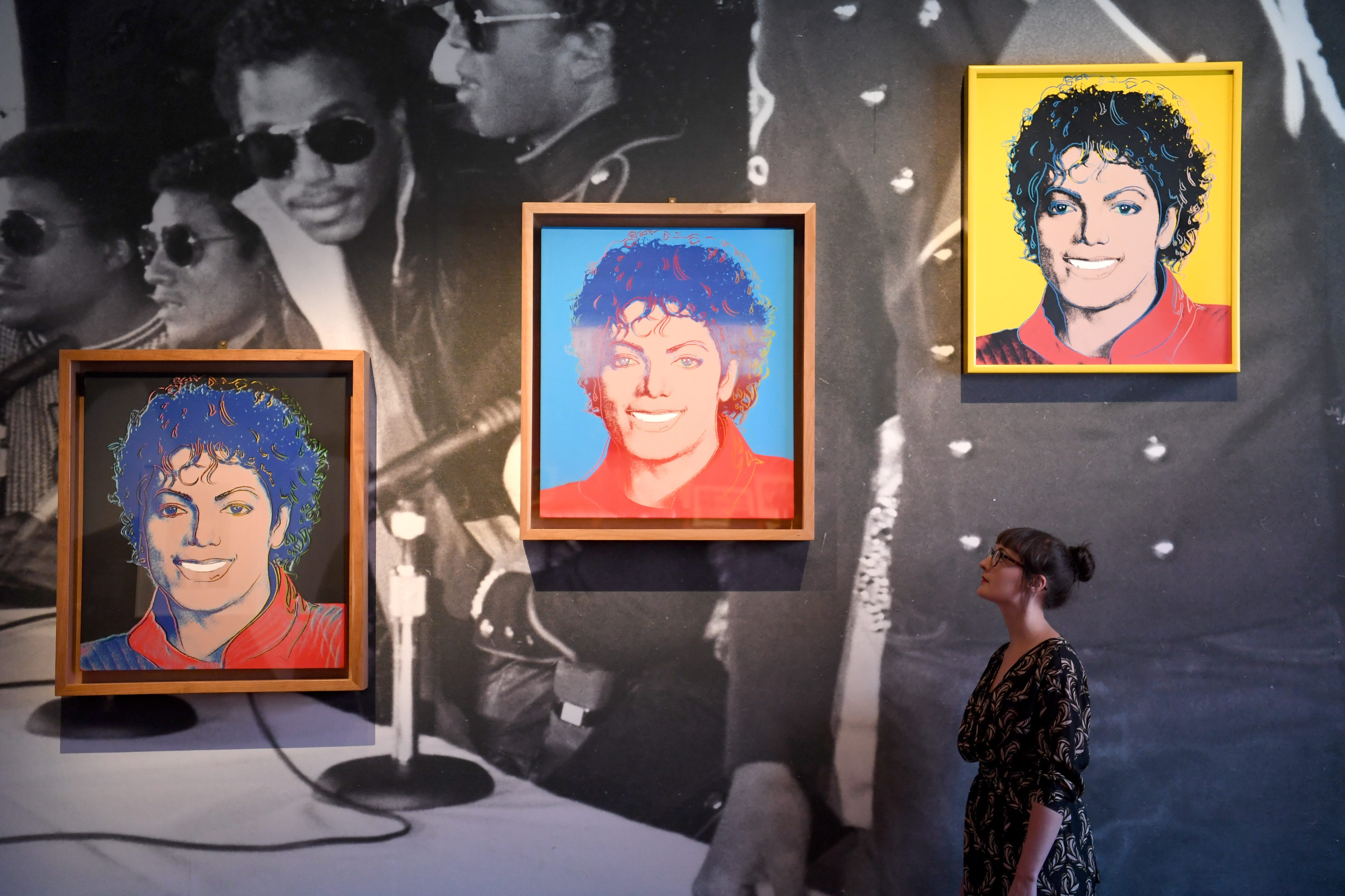 'Michael Jackson: On the Wall': New exhibition in London tells 'untold story' of the late pop superstar