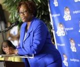 Teresa Phillips got her start playing basketball for Vanderbilt before moving into coaching and eventually taking over as athletic director for TSU.