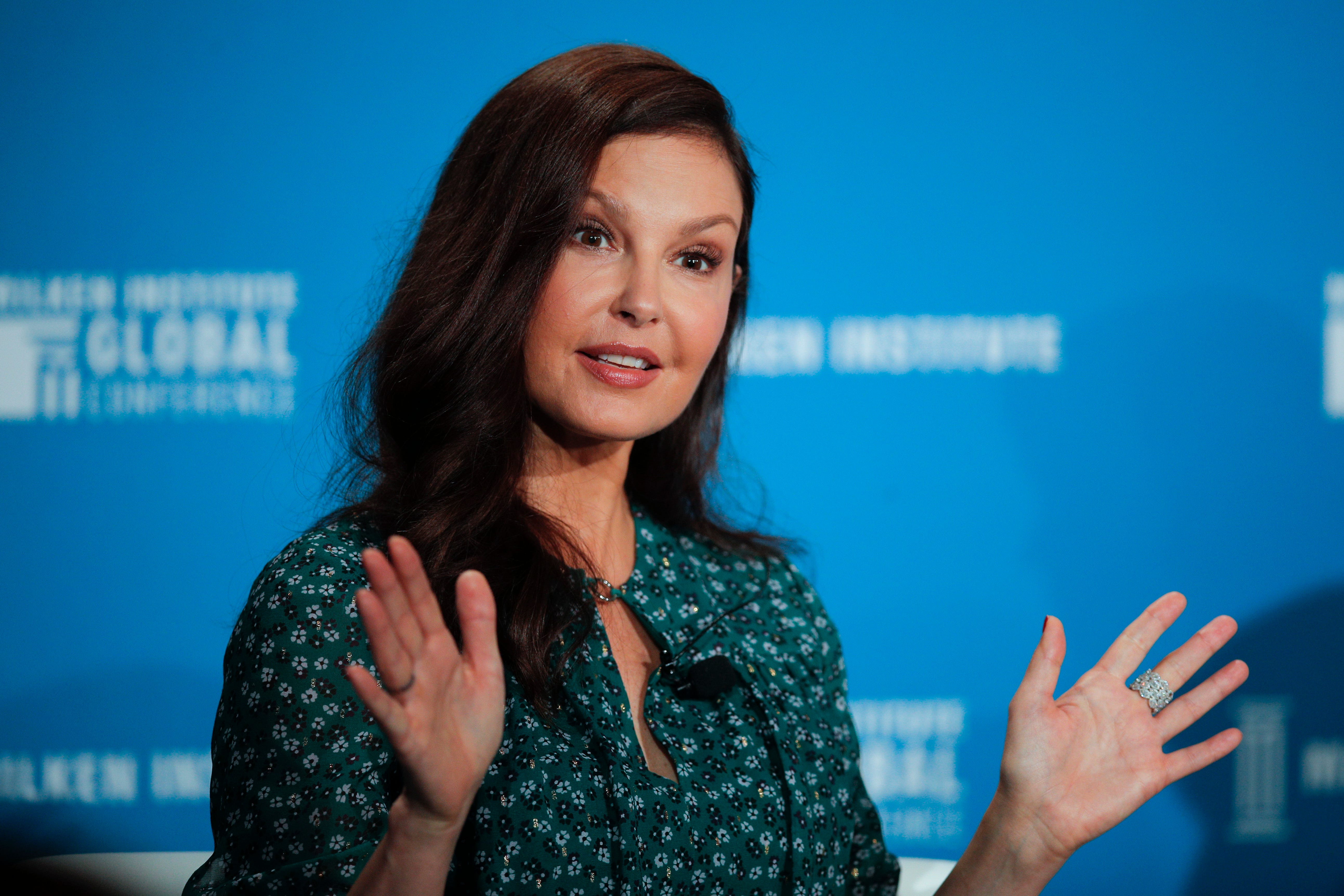 Ashley Judd recovering in ICU after shattering leg in African rainforest in harrowing accident