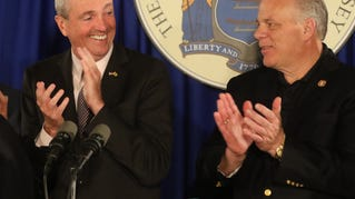 A NJ budget is reached raising taxes on those making more than $5 million