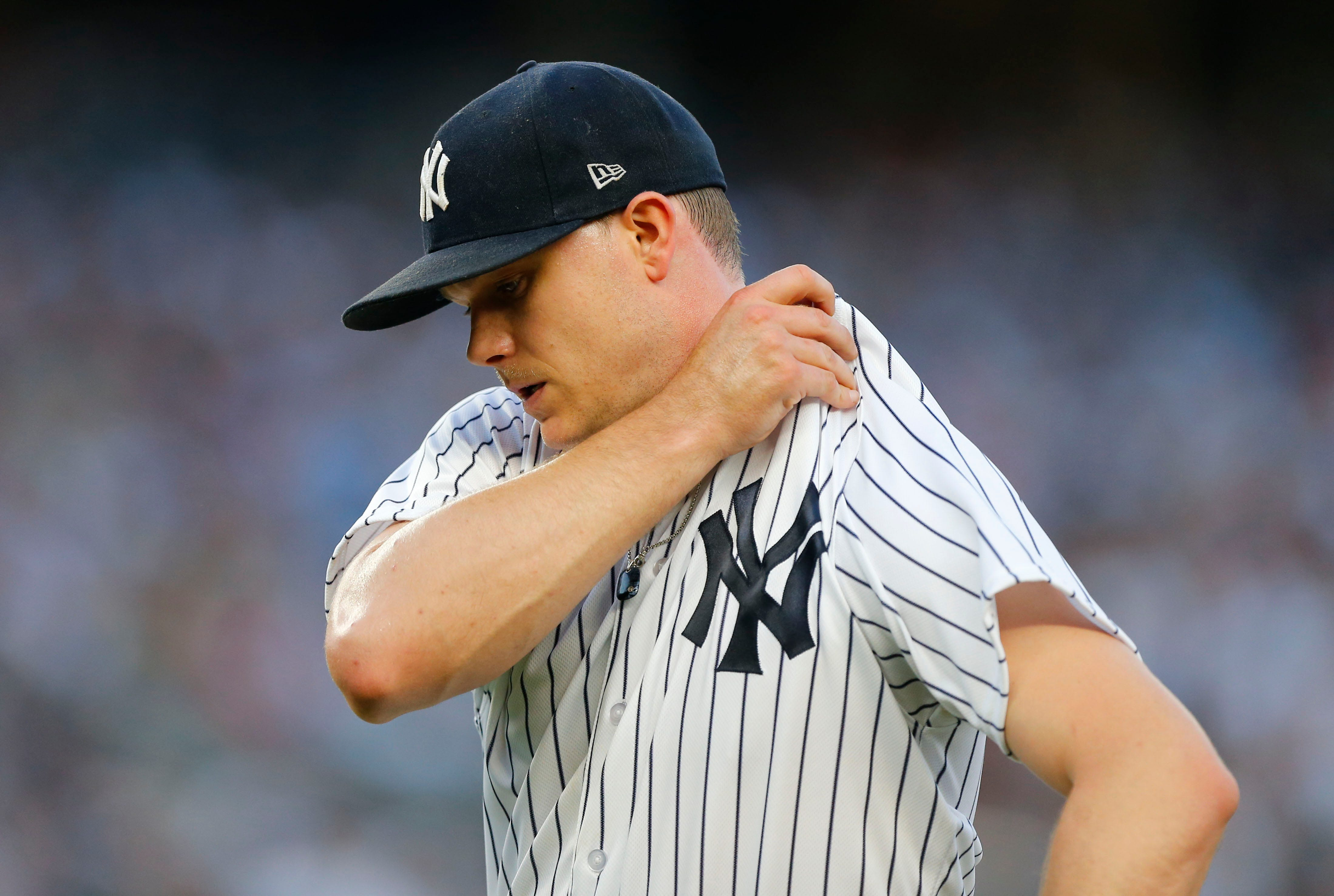 5f59425aca210 Aaron Boone talks about Sonny Gray after Yankees  loss to Boston