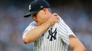 Aaron Boone talks about Sonny Gray after Yankees' loss to Boston