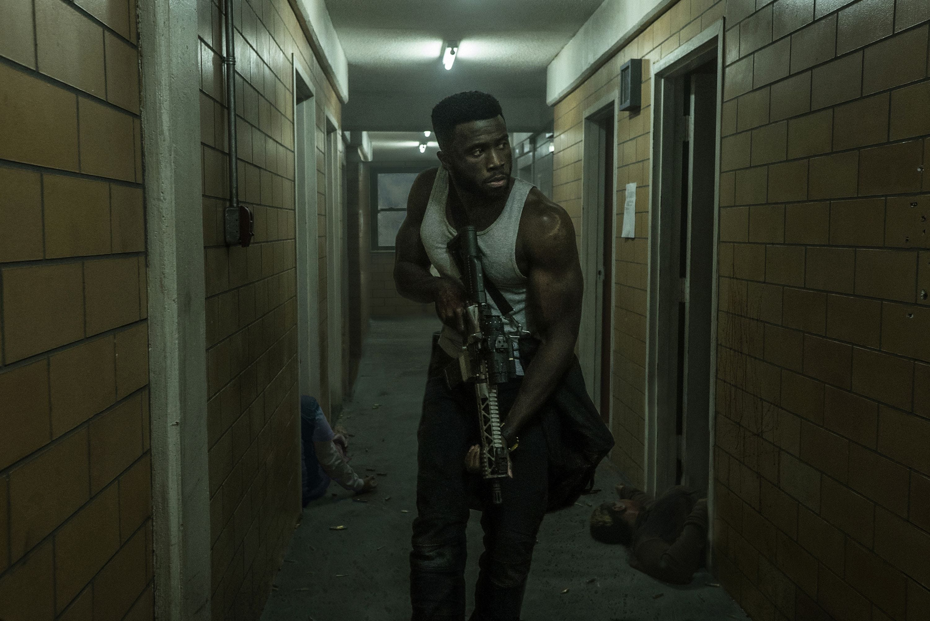 'The First Purge' goes back to horrifying beginnings
