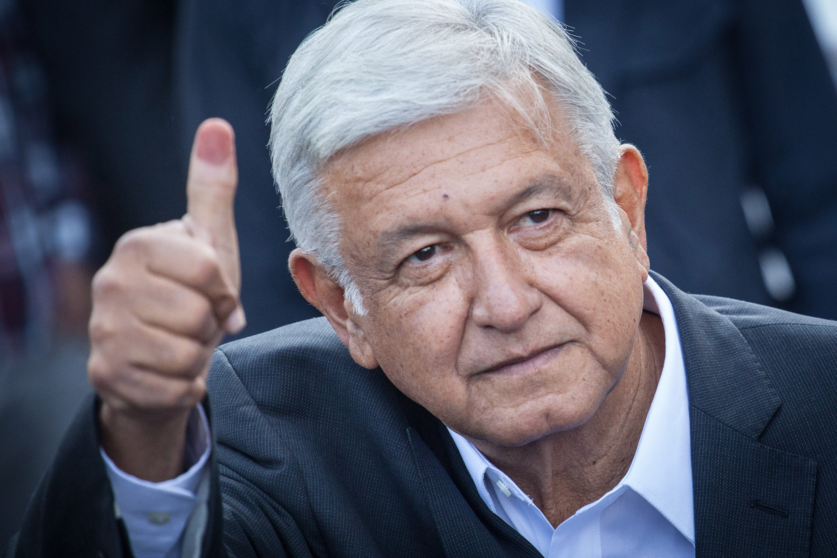 Mexico elects left-leaning populist as president to chart a new course -- exit poll