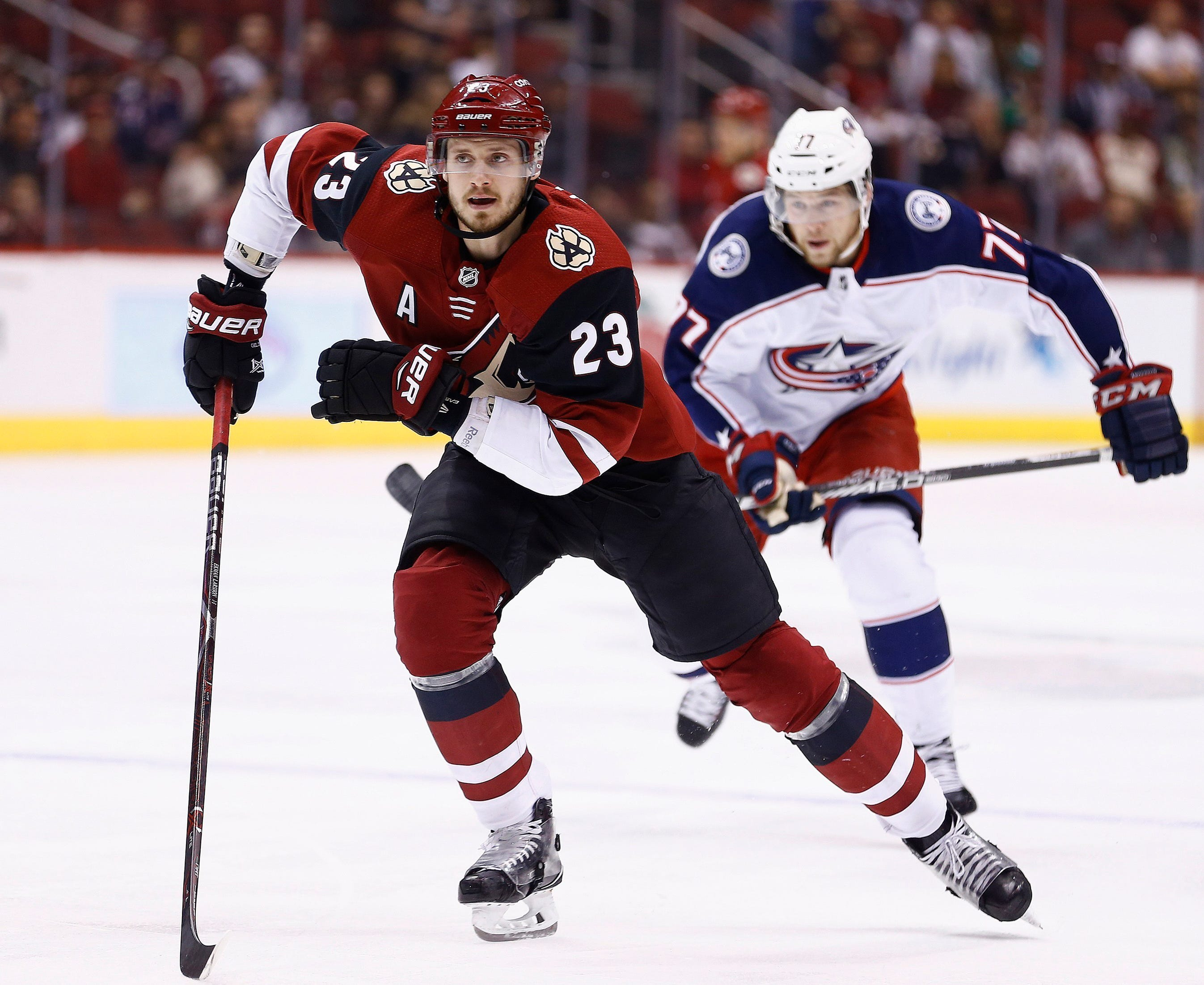 Coyotes sign Ekman-Larsson to 8-year extension