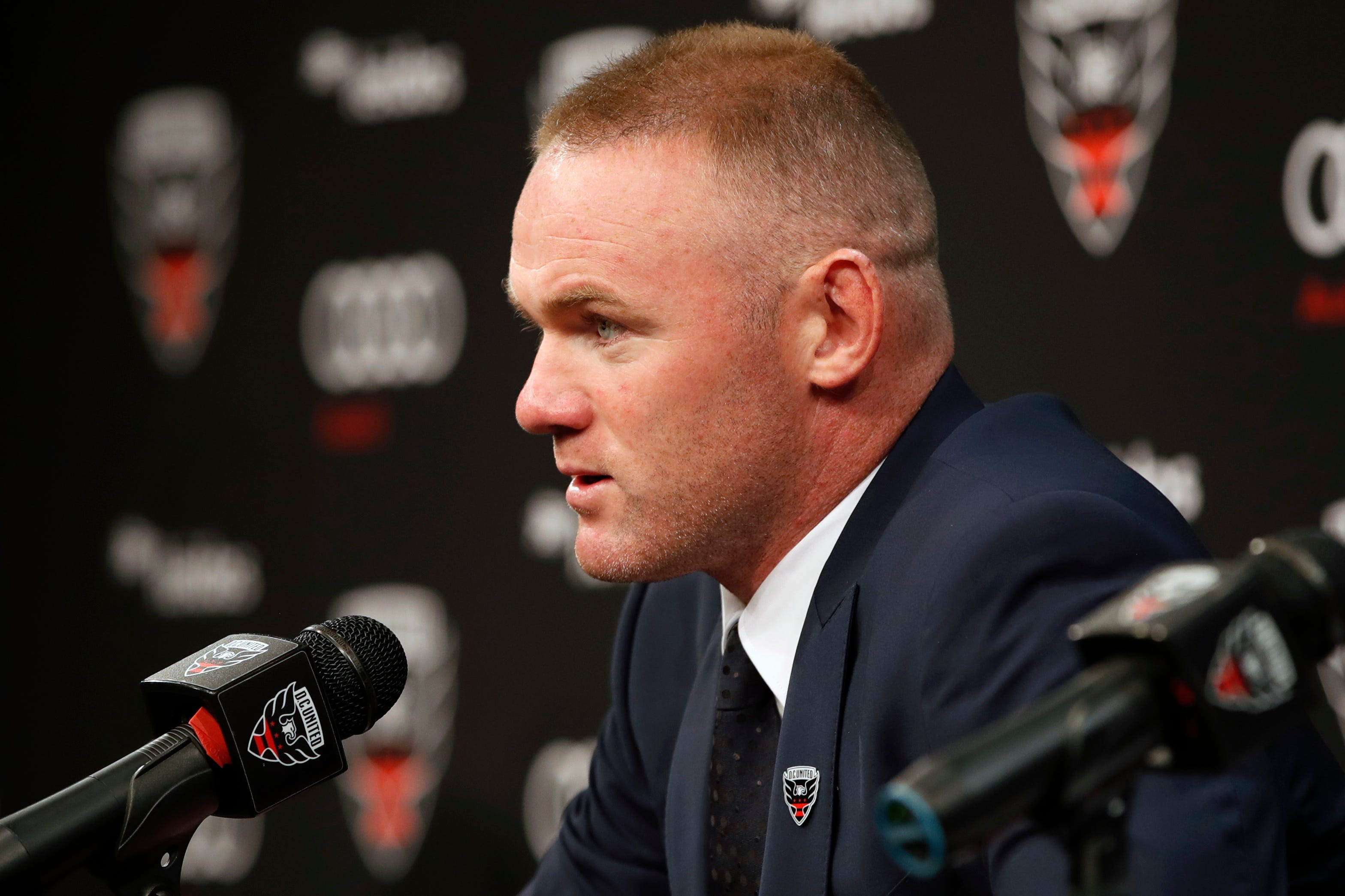 DC United hoping Wayne Rooney can turn its fortunes