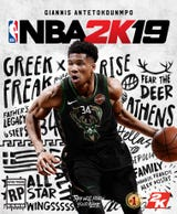 Giannis Antetokounmpo was officially unveiled as the NBA 2K19 cover athlete on Monday morning.