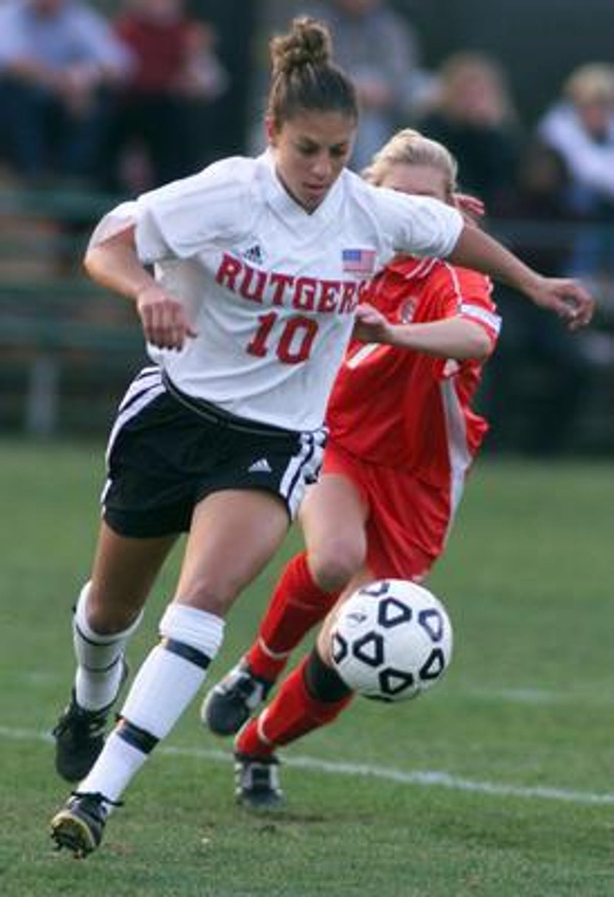 buy popular 0e645 a6cc0 At last: Carli Lloyd going into Rutgers Athletics Hall of Fame