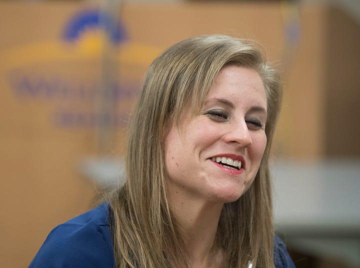 Nurse Colleen Risley on demands and rewards of nursing