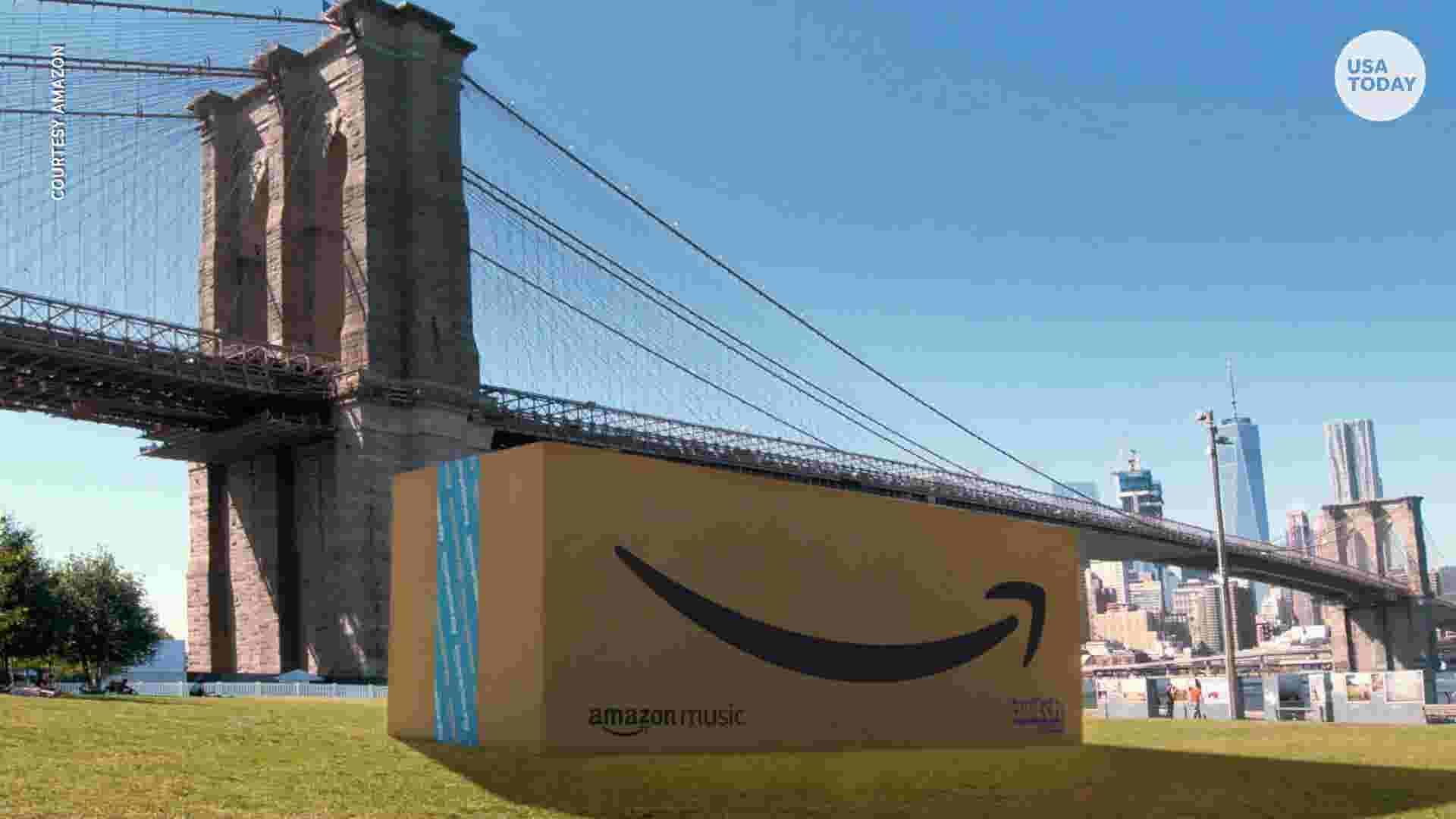 Is Amazon taking over the world?