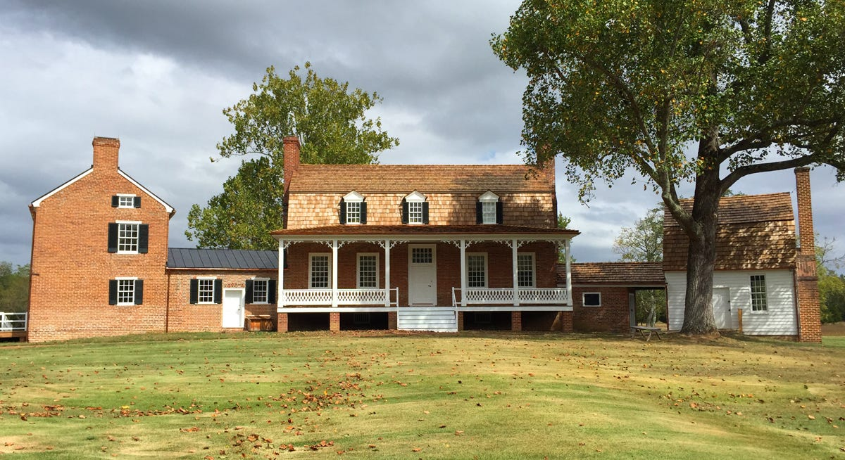 All-American road trip: See homes of the signers of the Declaration of Independence | USA Today