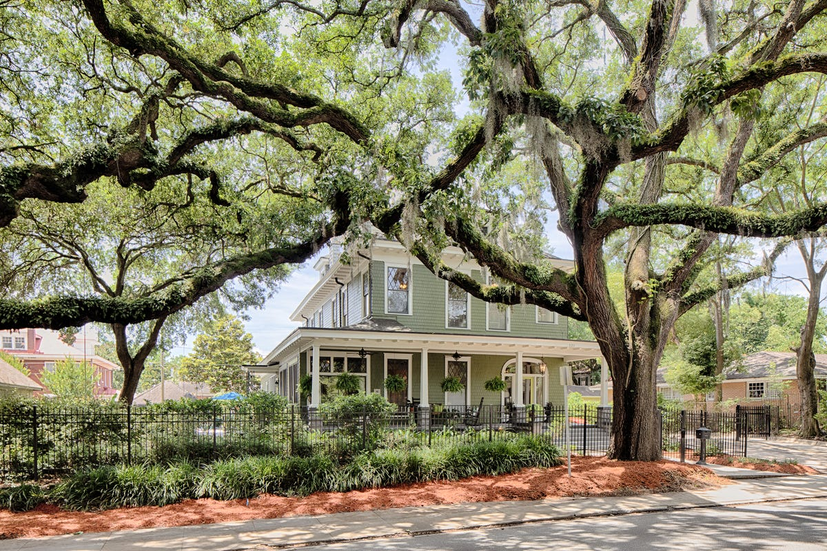 Savannah, Georgia, is a hot real estate market for vacation