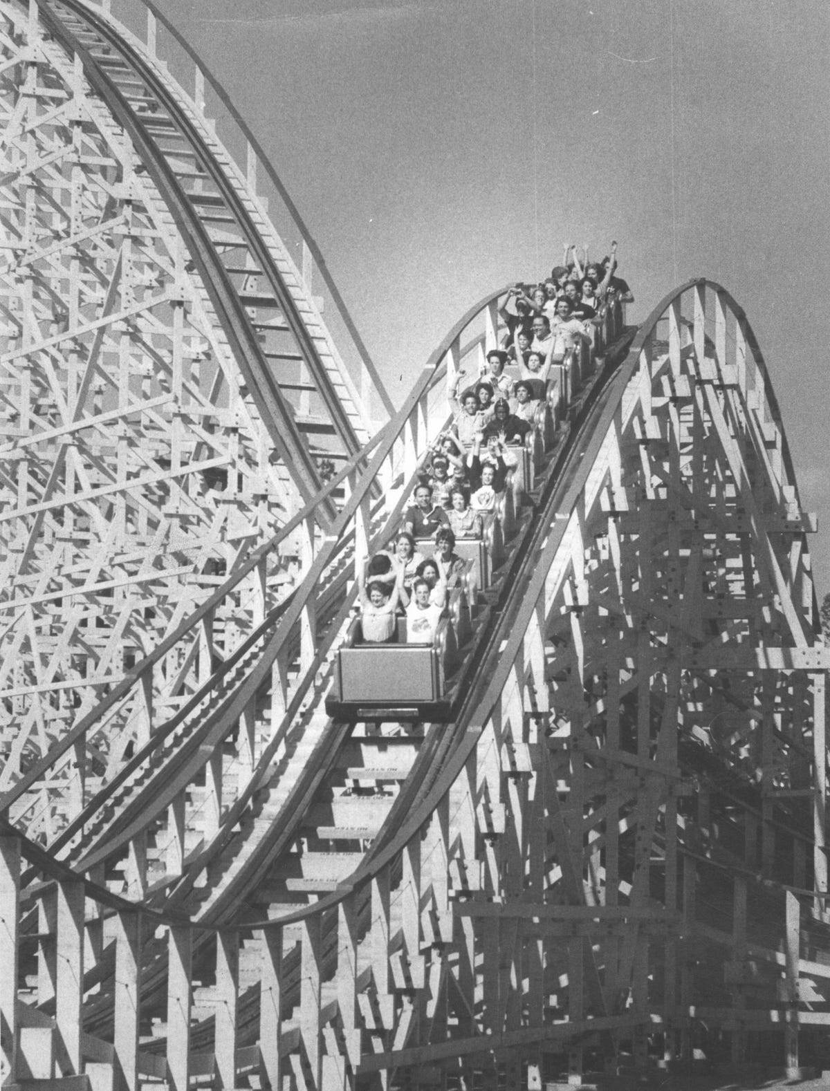 Six Flags Great Adventure: Relive the amusement park's thrilling legacy